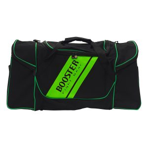 Booster Fightgear Sportzak Team Duffel Bag Bk Gr